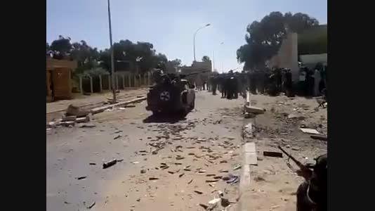 فوق العاده ترین شکار داعشی توسط تک تیرانداز عراقی-سوریه