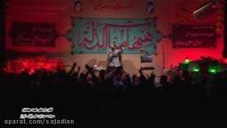یادواره چهل شهید محله شیشه گری-عباس طهماسب پورمدح خوانی