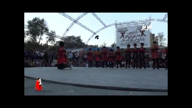 رقص آذری در تهران - گروه رقص تبریز tabrizdance.com