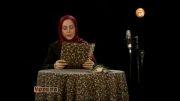 متن خوانی شبنم معززی و نفس با صدای علیرضا عصار