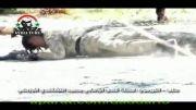 شکار تروریست ازبکی توسط تک تیرانداز ارتش مقتدر سوریه
