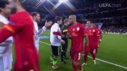 رئال مادرید 4-1 گالاتاسرای/ گروه B لیگ قهرمانان اروپا
