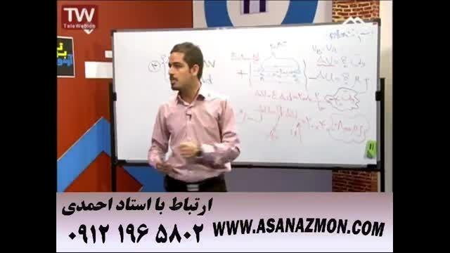 تدریس کنکوری و ویژه درس فیزیک با مهندس مسعودی ۲۵