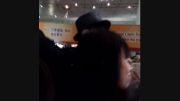 141130 کریس اکسو در فرودگاه - kris exo at airport