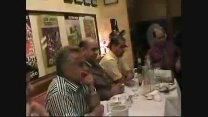جشن تولد انوشیروان روحانی سازنده آهنگ تولدت مبارک
