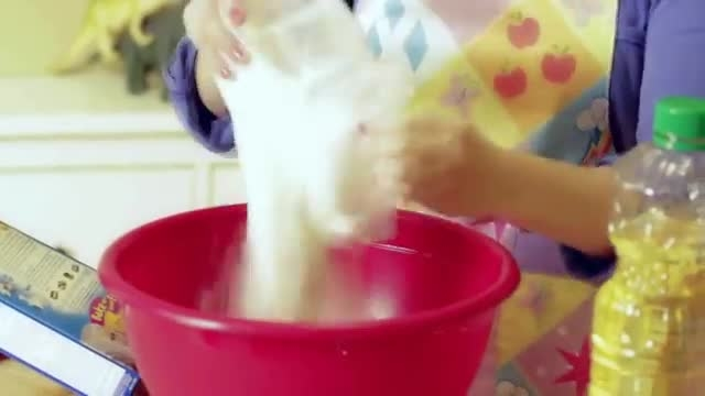 آموزش پخت کاپ کیک  پکنی کوچولو