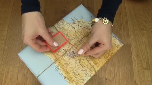 8 روش برا کادو کردن جعبه 2