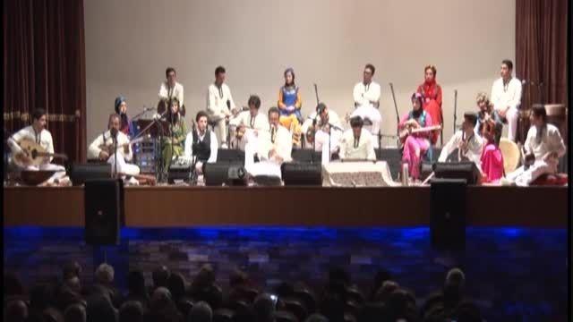 اجرای تصنیف زیبای گیلکی گروه موسیقی سماعیان