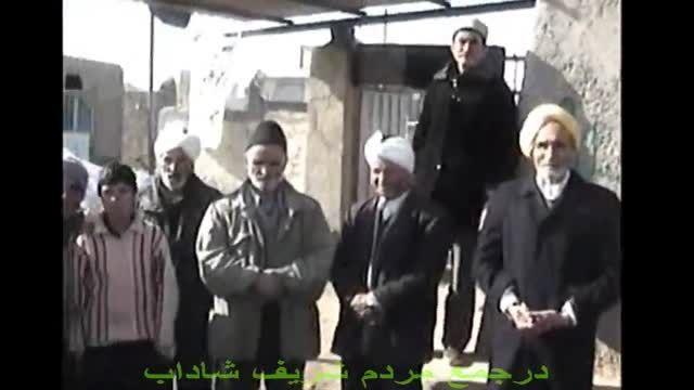 سوقندی حضوروسخنرانی درجمع مردم شریف شاداب نیشابوربخش2