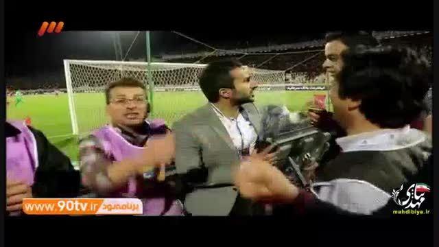 دروغ بزرگ، قهرمانی تراکتور سازی لیگ برتر جام خلیج فارس