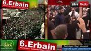 مراسم اربعین حسینی درآلمان 1391 با مداحی شهروز حبیبی -