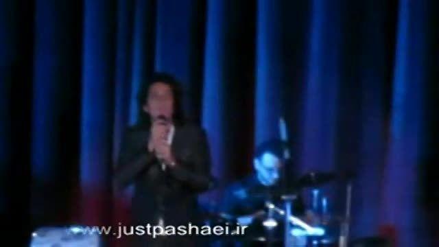 ویدئو کنسرت مرتضی پاشایی در سنندج - زیادی