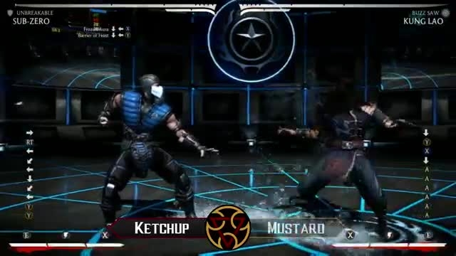 MKX - Finding your Character