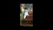 کلیپ بانمک  پله نوردی کودک 8 ماهه