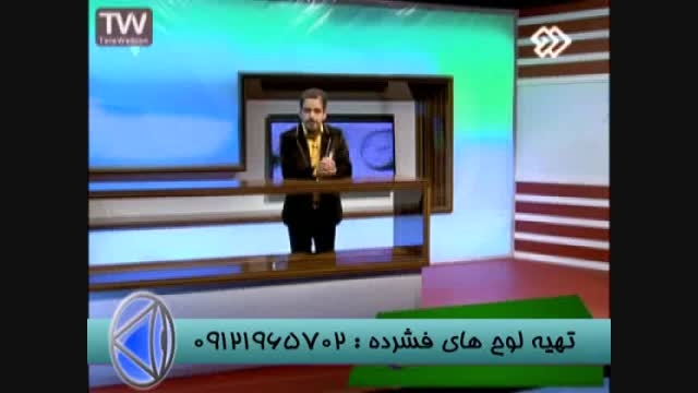حضور استاد احمدی روی خط برنامه زنده شبکه 2