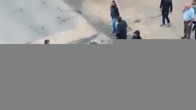درگیری هولیگان های استوا بخارست و راپید بخارست رومانی