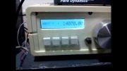 تماس رادیویی  دیجیتال روی فرکانس 14 مگاهرتز موج کوتاه