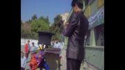 اجرای شعبده بازی توسط ارمان اسپوتا