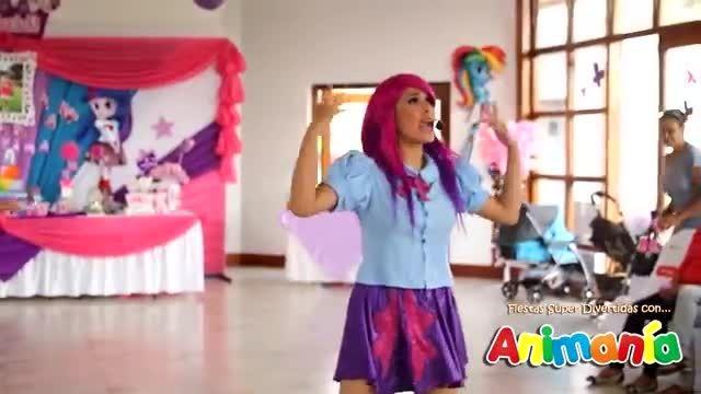 Show Infantil Equestria Girls - Animania Show - Lima Pe