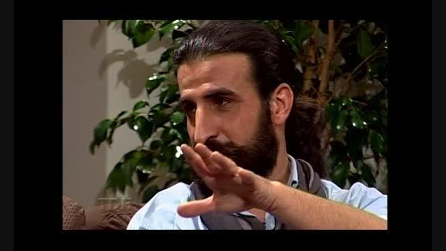مصاحبه رضا رشید پور با علیرضا قمیشی پسر سیاوش قمیشی