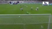 گل ها و خلاصه بازی نیوکاسل 0 - 4 منچستر یونایتد