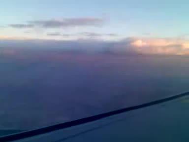 پرواز چارتر - پرواز ایرباس بر فراز تبریز