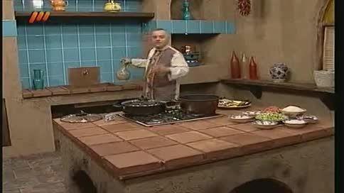 آموزش آشپزی باقالی پلو کردی