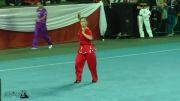 یازدهمین دوره مسابقات جهانی ووشو - نن چوان بانوان - طلا