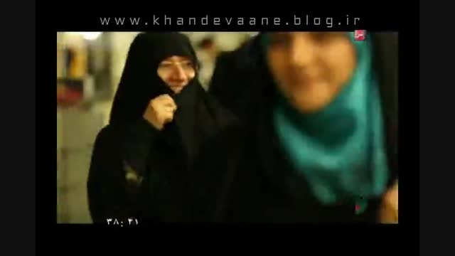 خندوانه، 29 خرداد 94، روز لبخند در مترو