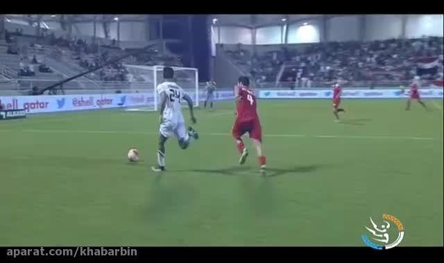 برد 5-0 تیم امید ایران در برابر تیم منتخب آنتالیا