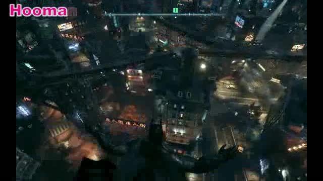 گیم پلی بازی Batman Arkham Knight