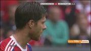 گلهای بازی: بایرن مونیخ 2-0 اشتوتگارت