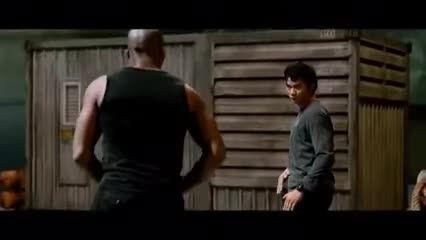 کلیپی زیبا از فیلم The Protector 2