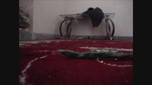 انیمیشن خمیری با یک دوربین ساده