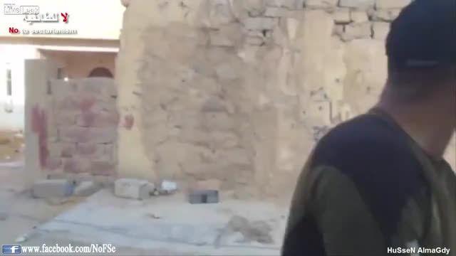 نیروهای امنیتی عراق و داعش