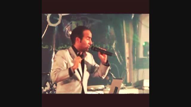 تقلید صدا و صداسازی رادیو حسن ریوندی - اینستاگرام