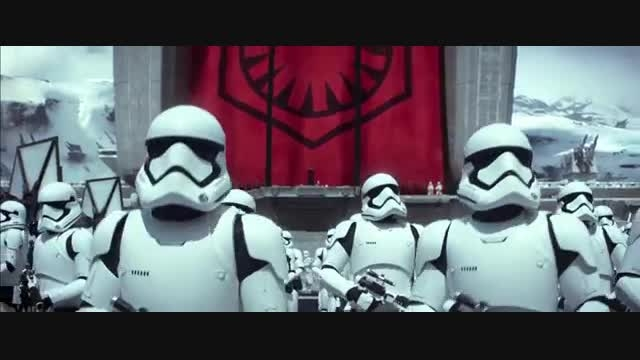 تریلر رسمی فیلم Star Wars: Episode VII - The Force Awak