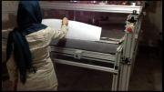 دستگاه پرس حرارتی اتوماتیک سایز 1.5 در 3 متر