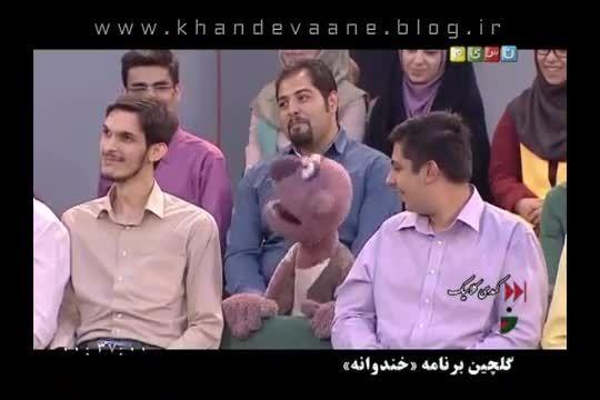 جناب خان و مرضیه برومند و مرور خاطرات جناب خان (11)