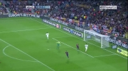 بارسلونا -رئال مادرید...گل دوم  رئال رونالدو تساوی...