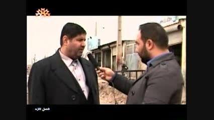 گزارش برنامه فصل تازه شبکه سهند از شهر میانه +فیلم