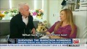 گزارش ساختگی CNN از انفجار بوستون