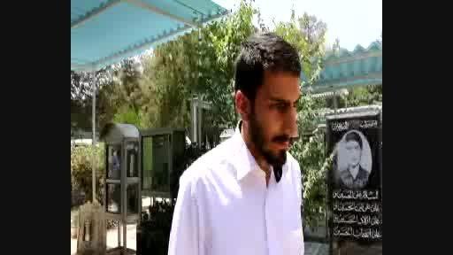 """مستند """"صدرعشق"""" روایتی از شهید مدافع حرم مصطفی صدرزاده"""
