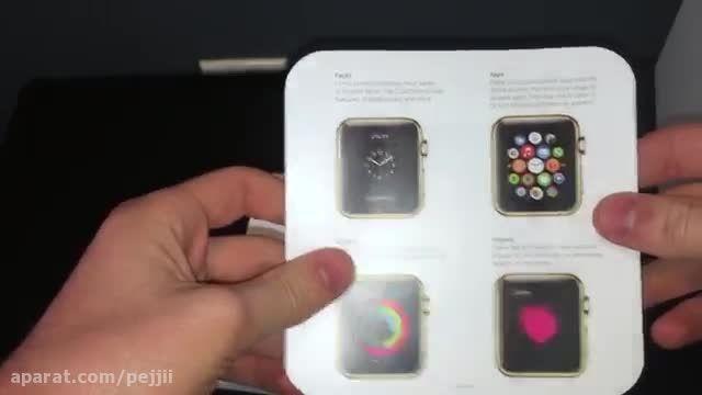 اپل واچ مدل edition