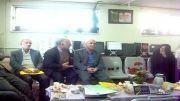 جلسه مدیران حامی گروه هشت