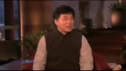 Jackie Chan fun on Ellen Show - January 2010