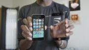 مقاومت شیشه یاقوت کبود که در iPhone 6 استفاده می شود
