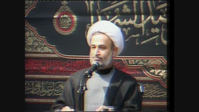 سخنرانی حجت الاسلام والمسلمین پناهیان روز سوم محرم 1394