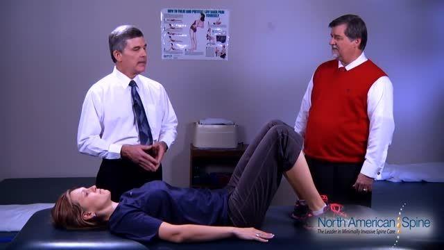 فیزیوتراپی عضلات پا