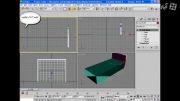 آموزش ساخت تخت خواب در 3DMAX